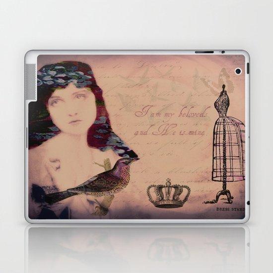 Beloved collage Laptop & iPad Skin