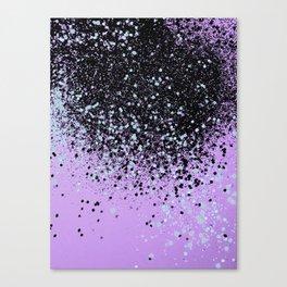 Mermaid Summer Vibes Glitter #2 #shiny #decor #art #society6 Canvas Print