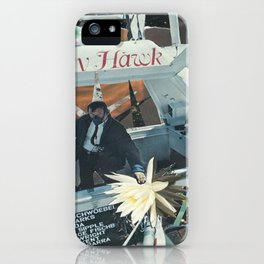 space voyage iPhone Case