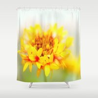 fairy tale Shower Curtains featuring fairy tale by Norie