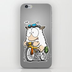 Life is like learning to cycle... iPhone & iPod Skin