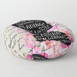 P&P Floor Pillow