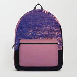 Pink at Dawn Backpack