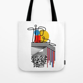 Citty Issues 2 Tote Bag