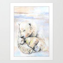 Mama Bear - 1 Art Print