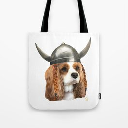 GeeOh Viking Tote Bag