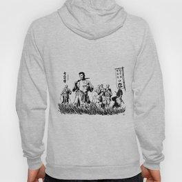 Seven Samurai Hoody