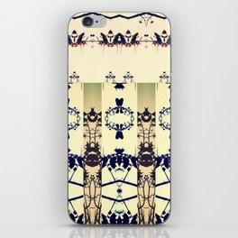 southern dogwood iPhone Skin