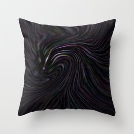 Purple daze 22 Throw Pillow