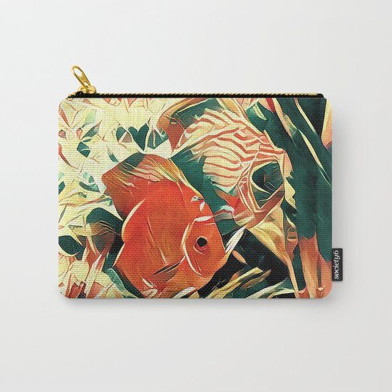 Small Fish Carry-All Pouch
