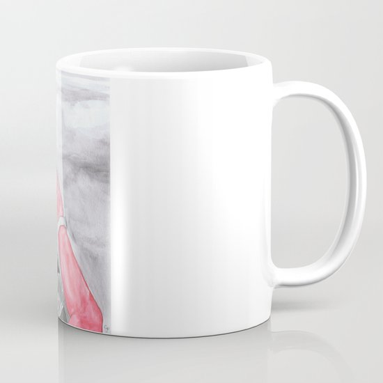 """Push the Sky Away"" by Cap Blackard Mug"
