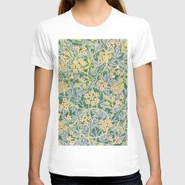 William Morris - jasmine - Digital Remastered Edition T-shirt