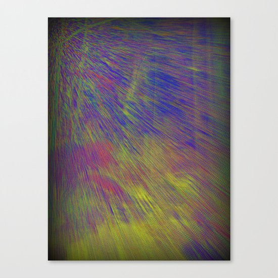 Zoomy Canvas Print