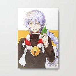 Gugure! Kokkuri-san  Metal Print