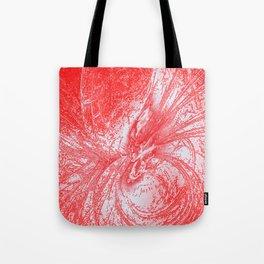 Splatter in Fruit Punch Tote Bag