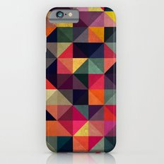 Colors Pattern iPhone 6s Slim Case