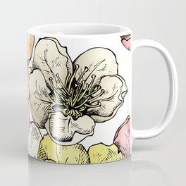 Colorful Poppies Coffee Mug