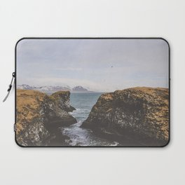 Pathway to the Sea Laptop Sleeve