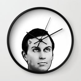 Hidden Genius Wall Clock
