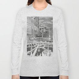 Frackpool 01 Long Sleeve T-shirt