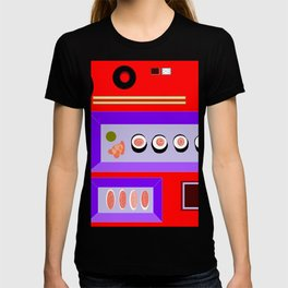 A Sushi Dinner with Tea T-shirt