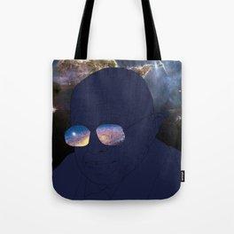 Stanislaw Lem Tote Bag
