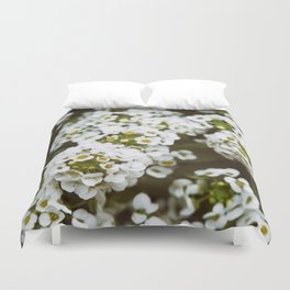 Flower Photography by Al Soot Duvet Cover