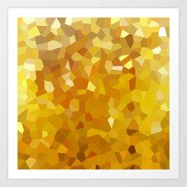 Sogno d'Oro Art Print