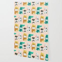 Animal idioms - its a free world Wallpaper