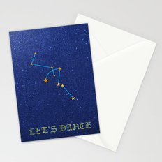 Constellations - LETs DANCE Stationery Cards