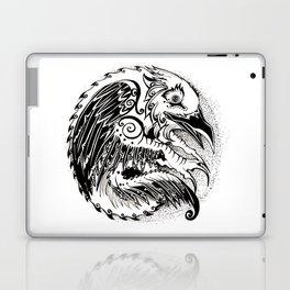 Crow Sun Laptop & iPad Skin