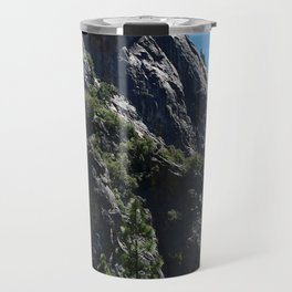 The Yosemite Park Bridal Veil Falls Travel Mug