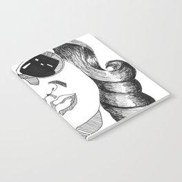 audrey gardrel Notebook