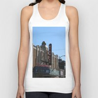 stanley kubrick Tank Tops featuring Stanley by RMK Photography