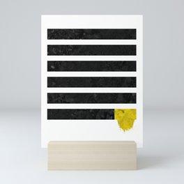 slats Mini Art Print