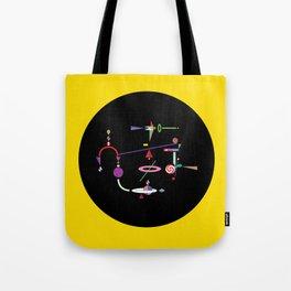 x1-3 Tote Bag