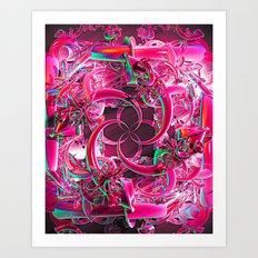 Sybarite Art Print