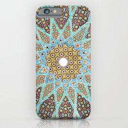 Islamic Mosaic Tile 1 iPhone Case