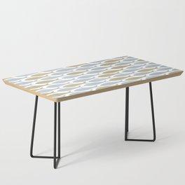 shoal of herring Coffee Table