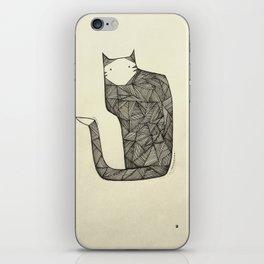 That's a Stripy Cat iPhone Skin