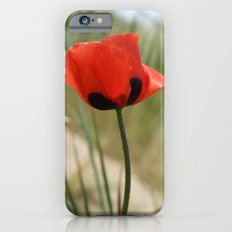 Wild Poppy iPhone 6 Slim Case