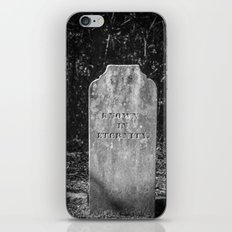 Known in eternity  iPhone & iPod Skin
