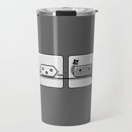 Power Struggle Travel Mug