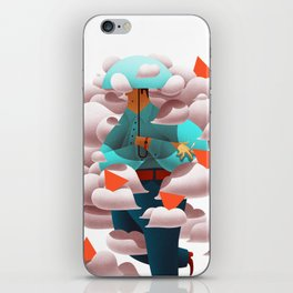 Indifference iPhone Skin
