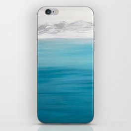 Arctic Mountains iPhone Skin