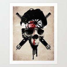Death to LaRusso Art Print