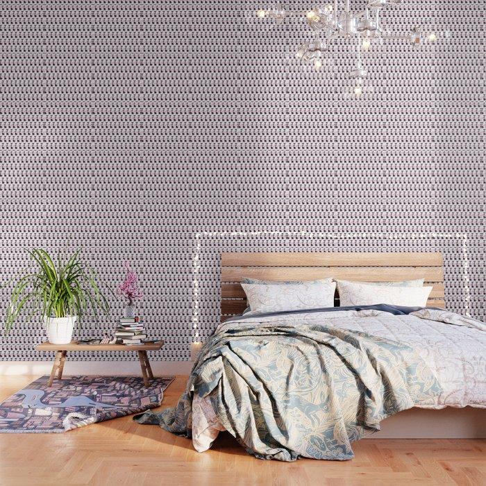 Le Meow Noir Wallpaper