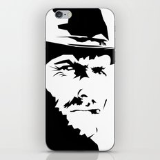 Blondie ( Clint Eastwood ) iPhone & iPod Skin