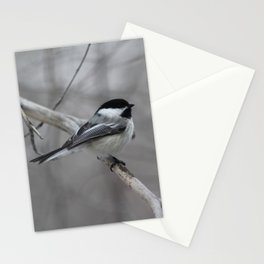 Black-capped Chickadee Stationery Cards