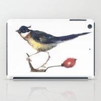 birdy iPad Cases featuring Birdy by Ivanushka Tzepesh